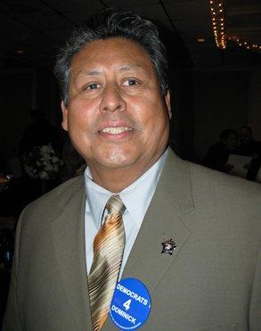 Cook County Democratic Party Committeeman Charles Hernandez