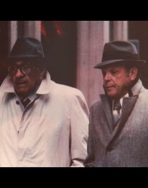Tony Accardo and Jack Cerone