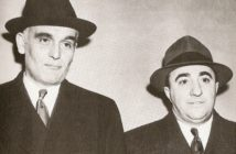 "Paul Ricca (left) and Louis ""Lefty"" Campagna (right)"